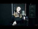 Flyleaf - Again, ученица школы вокала Евгения Колчина Анна Демина
