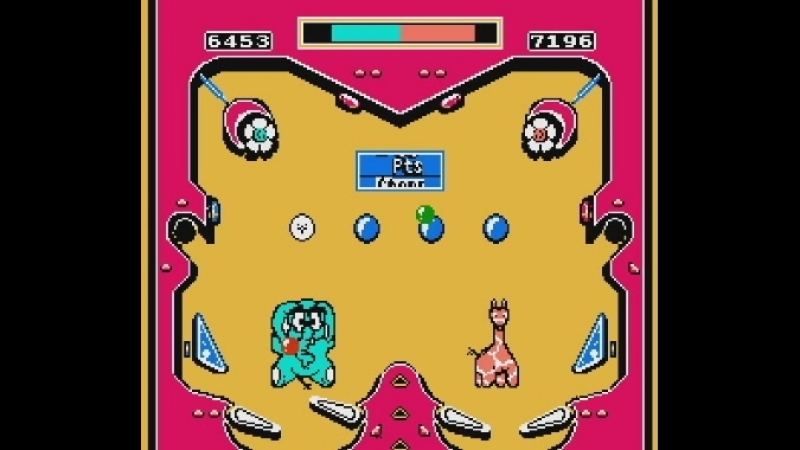 Rollerball (NES). Турнир. [Кубок