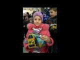 Новый год для детей Донбасса. Воспоминания... Декабрь 2016 года