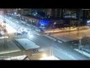 ДТП в Серпухове. Столкнулись вдребезги на красный. 17 марта 2018г