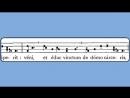 O Clavis David, et sceptrum domus Israel qui aperis, et nemo claudit claudis, et nemo aperit : veni, et educ vinctum de domo