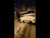 ДТП в ночь на 1 января 2018 у ГНД