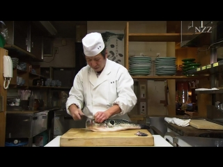 How to prepare the deadly pufferfish - by chef Rikizo Okamoto