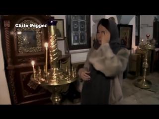 Все, снова девственница! - Православная порно-актриса Елена Беркова совершает обряд омовения