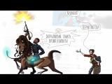 Лига Нубов 03 - Как научиться рисовать скетч за минуту?