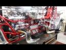 Boss Hoss Concepts Trike with twin blown motors
