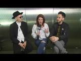 Mike Shinoda Chester Bennington, Linkin Park - UNCUT