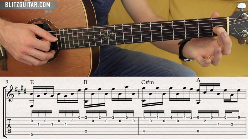 The Sweetest Melody Ive Ever Composed | Fingerpicking lesson