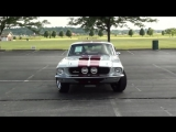 Test Driving 1967 Shelby GT500 Tribute 390 V8 Mustang Fastback - Fast Lane Class