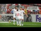 PES 2018- Лига Европы # Спартак-Арсенал. группа