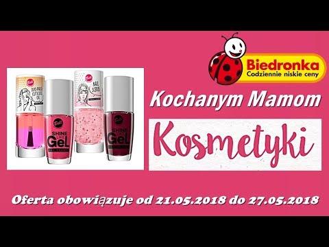 Oferta Biedronki od 21.05.2018 | Kosmetyki