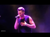 James Maslow - Music Sounds Better With You Live Mexico City 2017