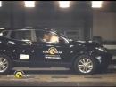 Euro NCAP Nissan Qashqai 2014 Crash test