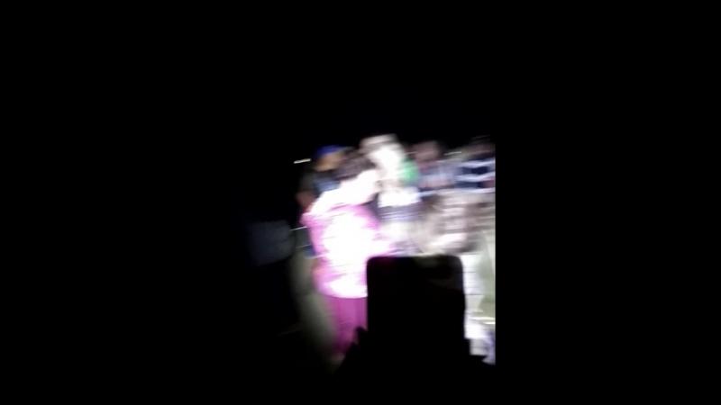 Костер в ночь на Ивана Купала