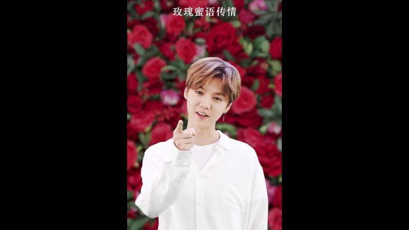 VIDEO LuHan Message @ L'OCCITANE Rose Collection