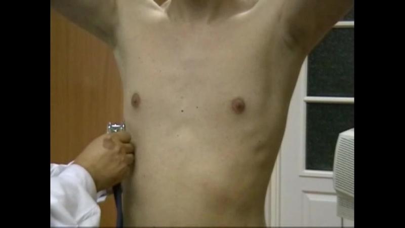 13. Аускультация лёгких