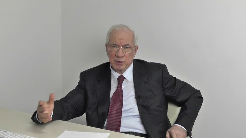 Азаров спрогнозировал, какая техногенная катастрофа ждет Украину