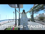 Michael The GlitterKing at French Riviera ... ( this is a part of his song