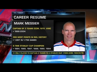 NHL Tonight: Top five captains of all time Jul 27, 2018