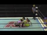Fairy Nihonbashi vs. Nao Kakuta (WAVE - Young OH! OH! ~Adult Ceremony~)