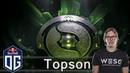 OG.Topson Bloodseeker Gameplay - The International 2018 Europe Open Qualifier - Round of 16.