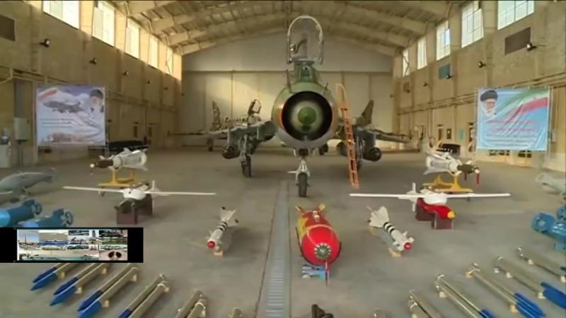 10 истребителей-бомбардировщиков Су-22 для КСИР Ирана