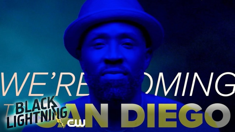 Black Lightning | Road To CWSDCC | The CW