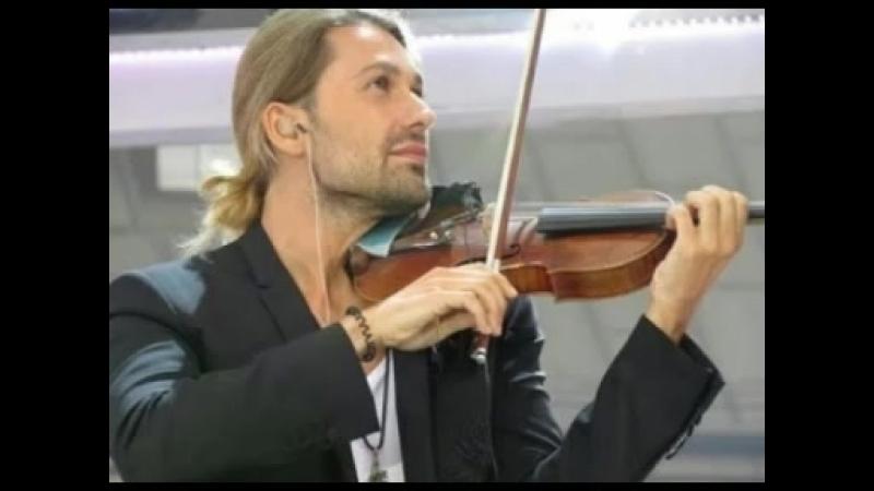 David Garrett - Bach, Allemanda from Partita for Solo Violin No.2 in D minor (my 1995