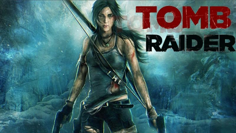 Прохождение игры Tomb Raider / Часть 2
