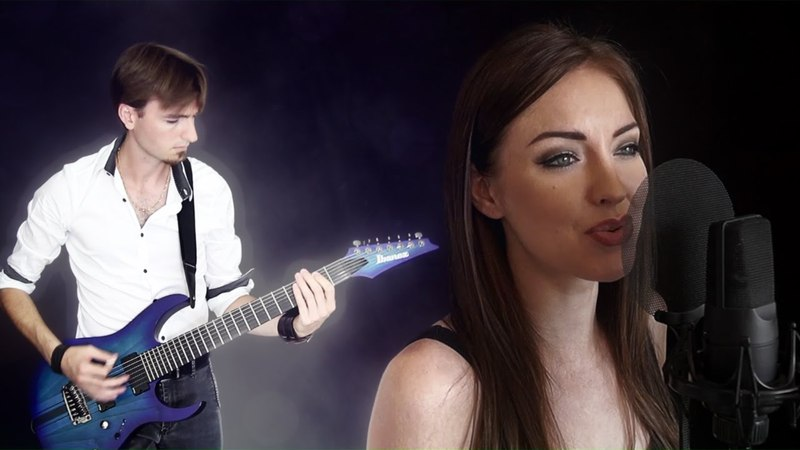 🎸 EPICA - Storm the Sorrow 🎤 Cover by Alex Luss feat. Minniva Agordas