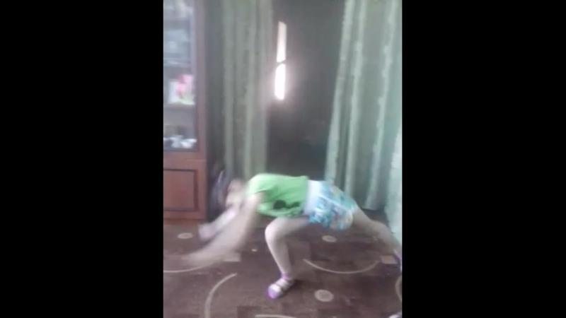 любимая моя гимнастка