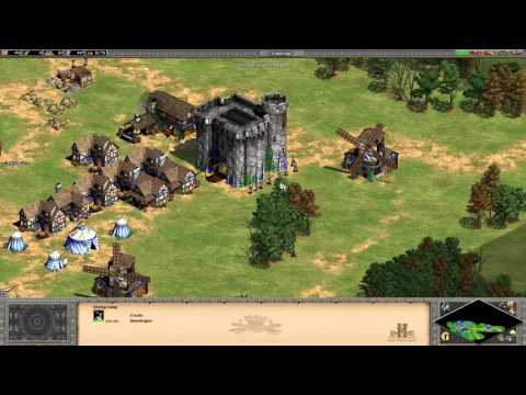 Age of Empires 2 HD Joan of Arc Mission 4 The Rising