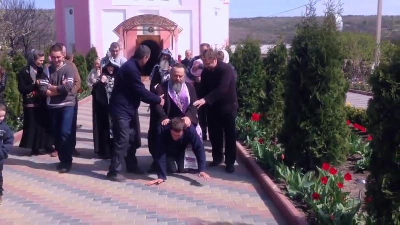 Скрепы 80 лвл рабы скоты РПЦ без комментариев