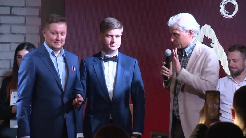 Речь Олега Тинькова. Награждение победителя ММ 2018.mp4