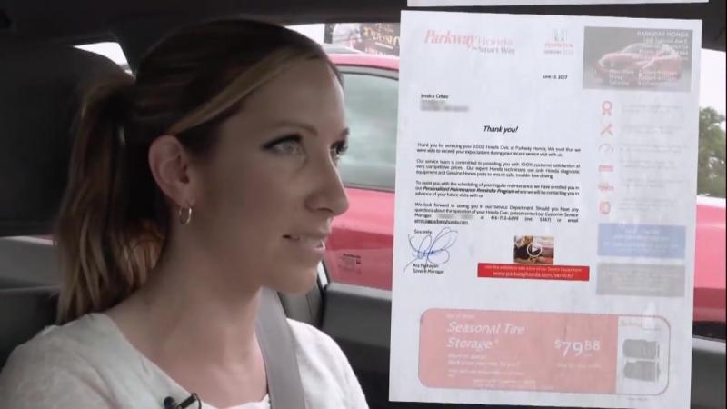 Car dealership ripoff- Hidden-camera investigation