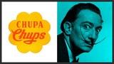 Chupa Chups Logo - Salvador Dali | Logo design & Designer review