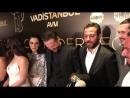 Çukur dizi oyuncuları Magazin Gazeteciler Derneği Ödül Törenini bastı mp4