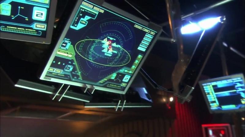 Battlestar Galactica: Pegasus Vs Galactica Vipers