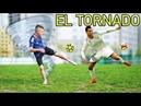 ОБУЧЕНИЕ ЭЛЬ ТОРНАДО! ФИНТ РОНАЛДУ ИЗ FIFA В РЕАЛЬНОЙ ЖИЗНИ! LEARN THE EL TORNADO RONALDO TUTORIAL