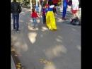 Черкесск в День Единения А хорошая же вышла импровизация