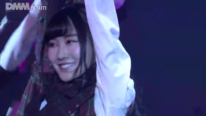 180410 NMB48 Stage BII4 Renai Kinshi Jourei Yagura Fuuko Sotsugyou Kouen. Часть 1.