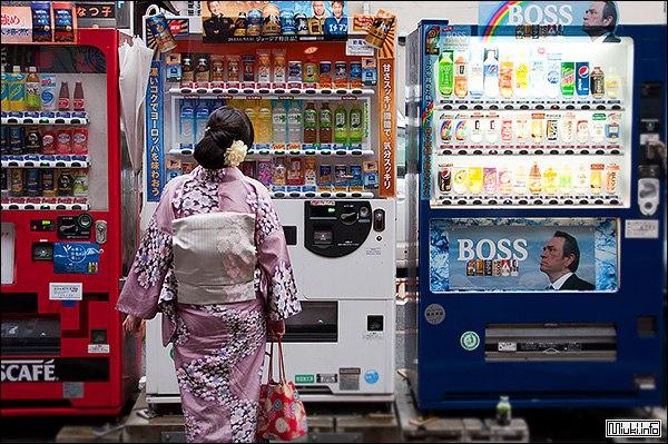 Вендинговые торговые автоматы