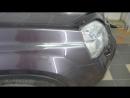 Nissan X-TRAIL после PDR