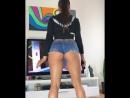 Jeans Shorts Ass
