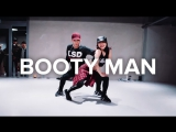 1Million dance studio Booty Man - Redfoo (Cheek Freaks Remix) May J Lee &amp Koosung Jung Choreography
