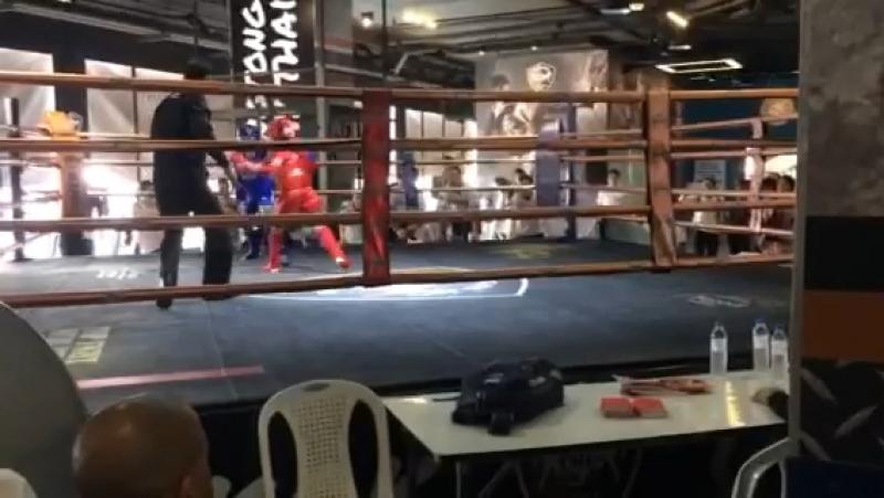 Чемпионат мира по муай тай г.Бангкок (Тайланд) 11-19.03.2018 (финал 2 раунд)