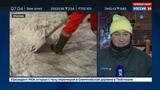 Новости на Россия 24  •  Снегопад века. Москву и область заметает уже третьи сутки