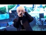 FANCAM Zion.T - Two Melodies GREEN PLUGGED SEOUL 2018 (20.05.2018)