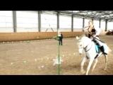 Akrobatik und Kriegskunst auf dem Pferd
