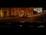 Красивый дрифт в городе Москва-Сити BMW M4- BMW M4-Crazy Moscow City Driving (ze.mp4